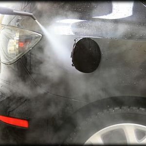 Steaming a Mazdaspeed 3