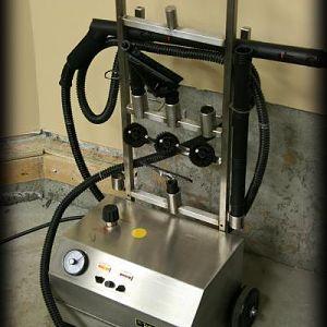 My steamer