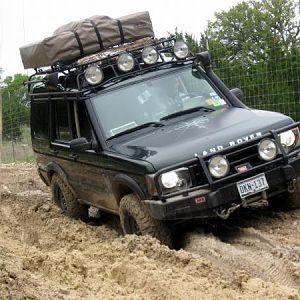 Texas Rover's SCARR 2010