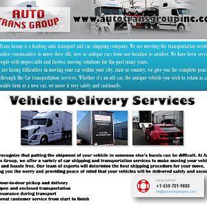 Car Transport Services