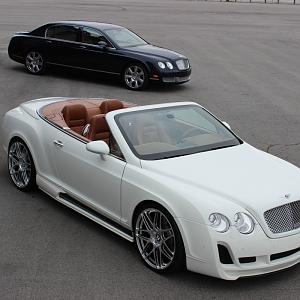 Bentleyet